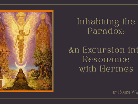 Inhabiting the Paradox: An Excursion into Resonance with Hermes