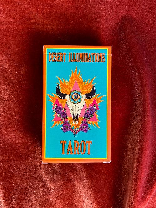Desert Illuminations Tarot