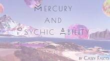 Mercury and Psychic Ability