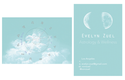 Astrology business cards