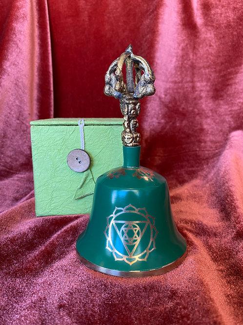 Heart Chakra Meditation Bell