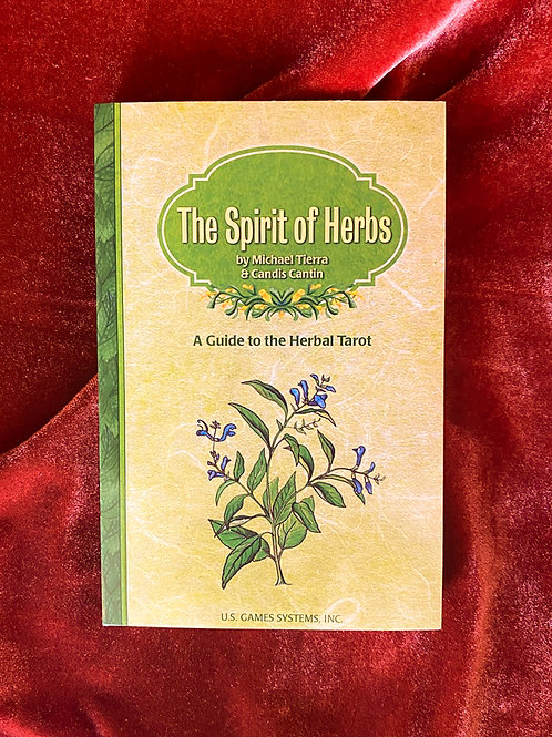 The Spirit of Herbs Handbook