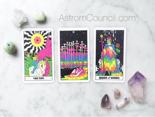 Tarot Pull for Your Soul