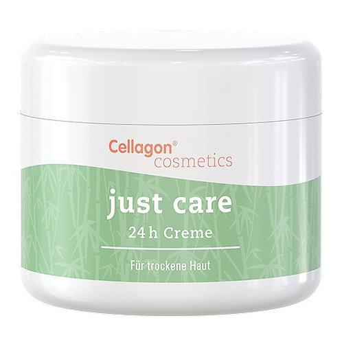 just care Gesichtscreme für trockene Haut 50ml