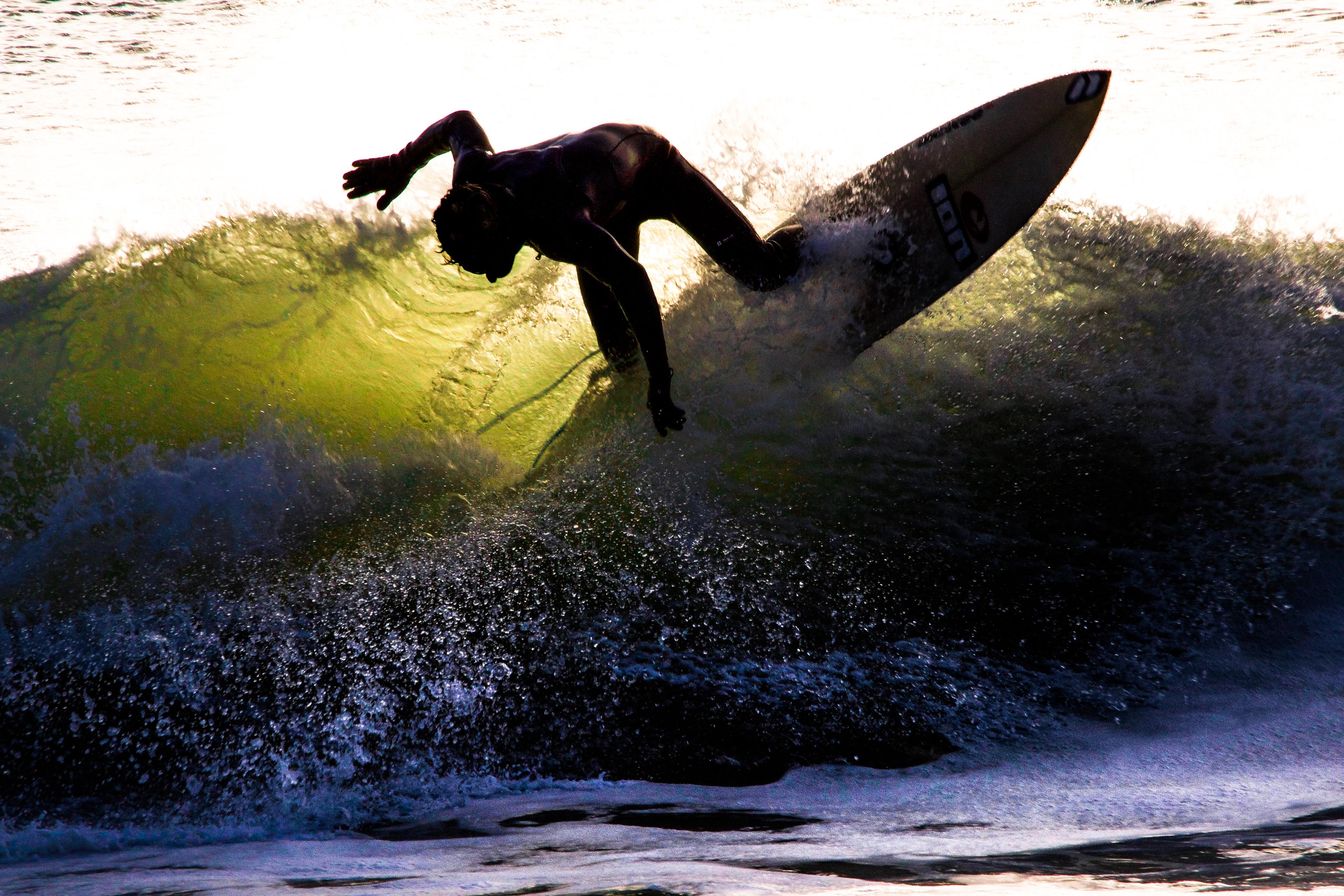 6 - Le surfeur JLRollier