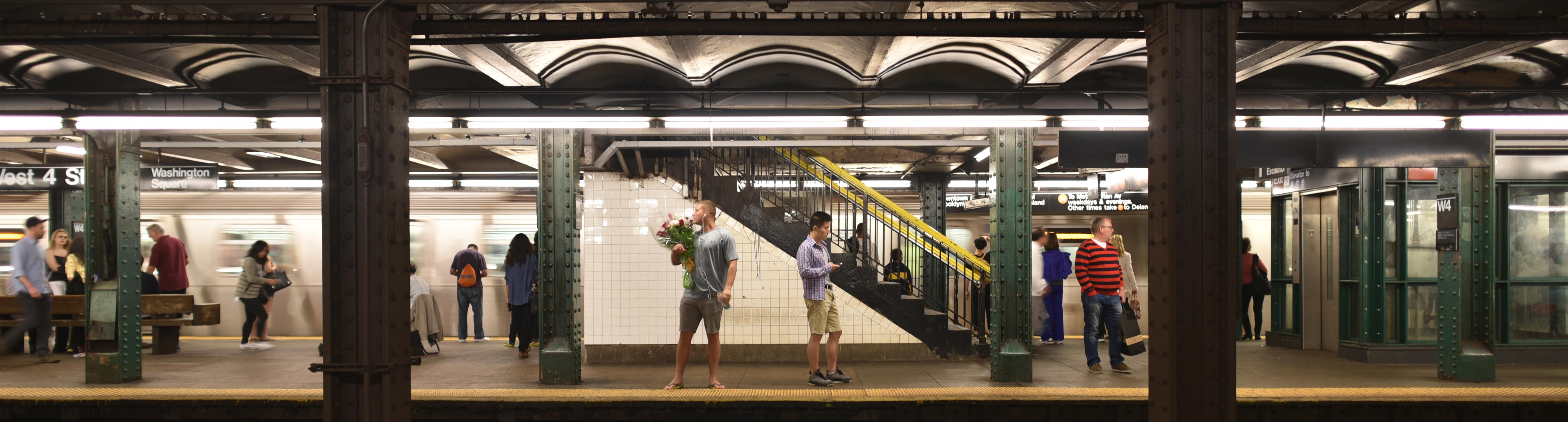 farge_subway II 36x9