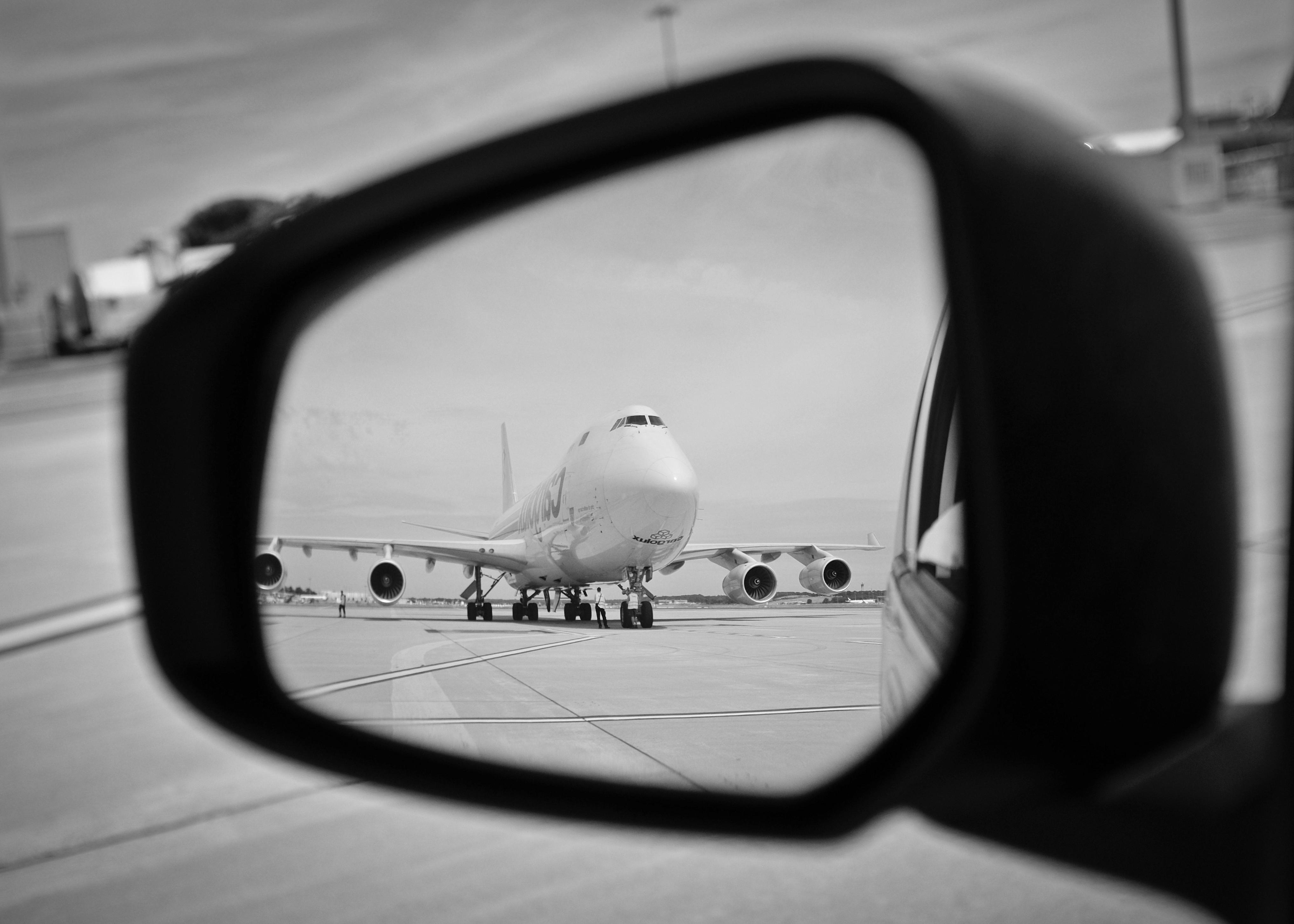 Filature - Boeing 747-400