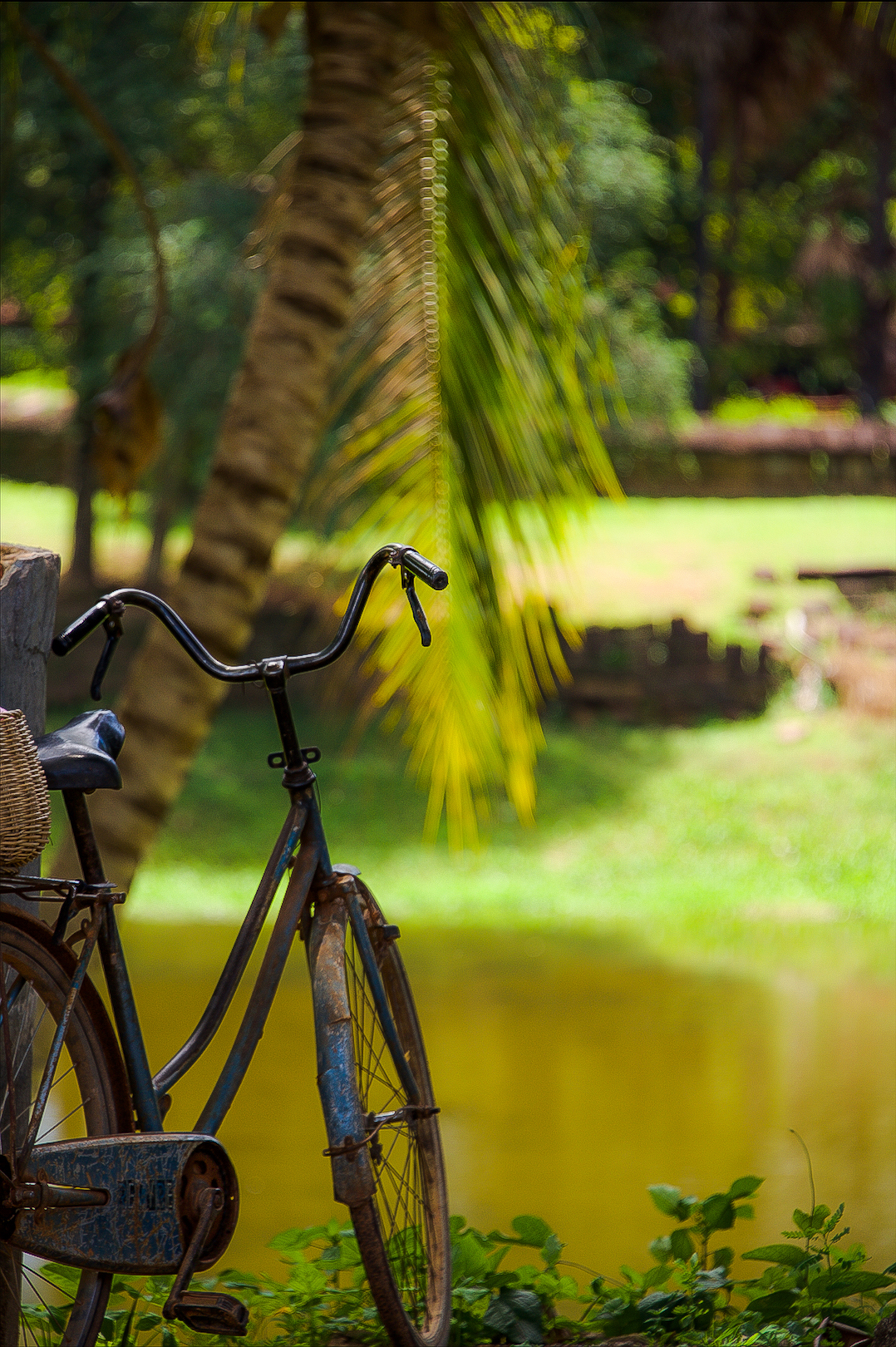 Bicyclette khmer
