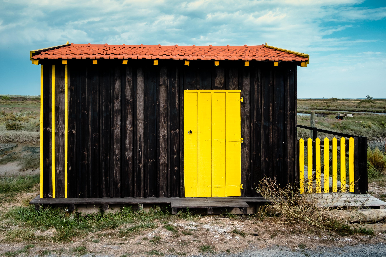 Cabane de pêcheur - A partir de 49€
