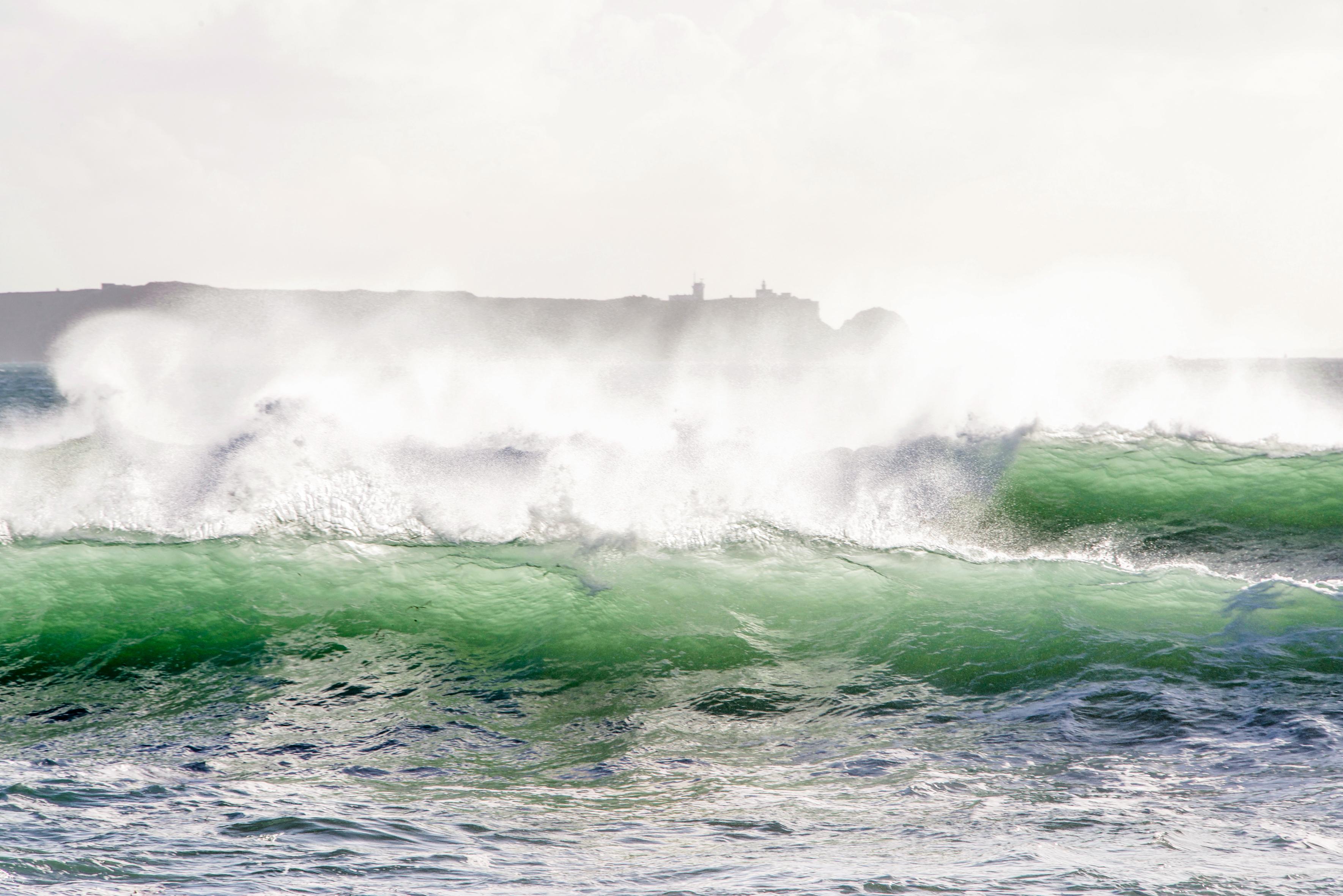 Les vagues du Minou