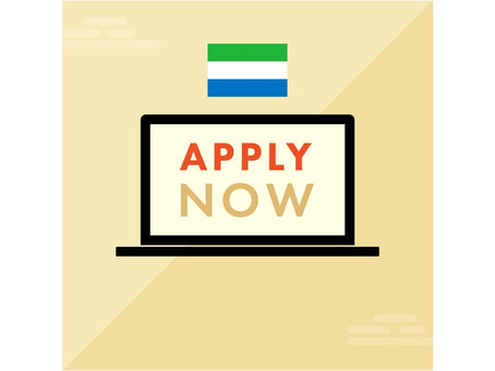 To all young Sierra Leoneans; the Mandela Rhodes Scholarship awaits you!