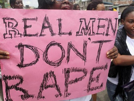 This Is Sierra Leone; where RAPE is our biggest epidemic.
