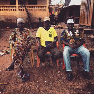 Les Hommes Sages (Three Wise Men)