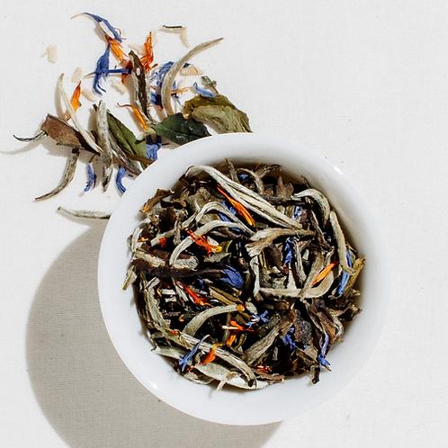 Organic White Coconut Creme Loose Leaf Tea