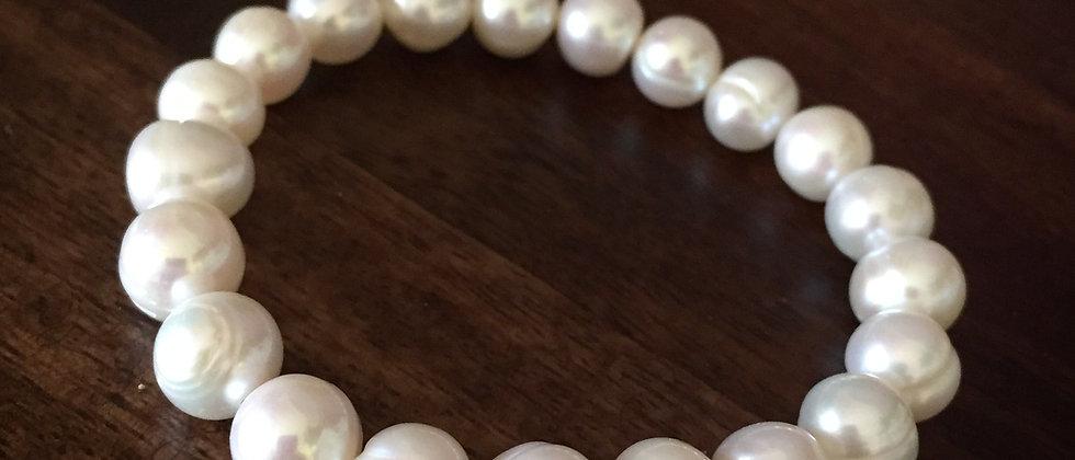 7-8mm pearl bracelet
