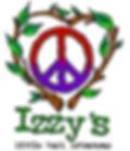 1 Izzy's vine peace LOGO colored copy.jp