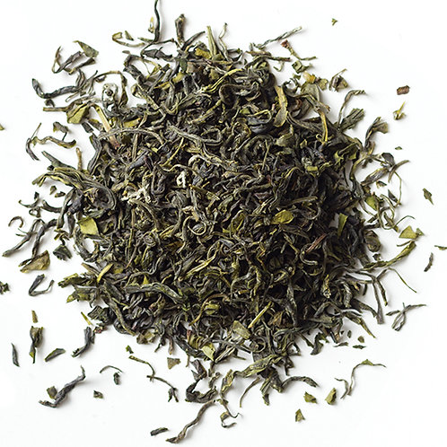 Organic Jade Heavenly Summit Green Loose Leaf Tea