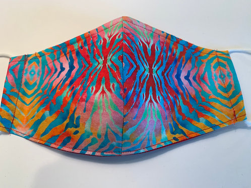 Women's Kaleidoscope Face Mask