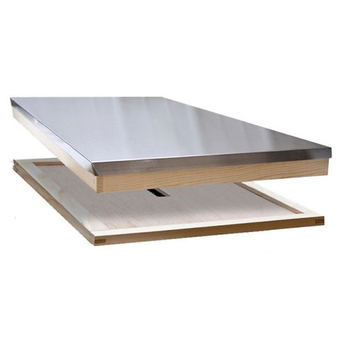 Telescoping Hive Cover with Inner Cover