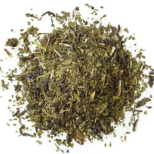 Organic Green Mint Loose Leaf Tea