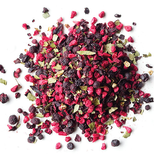 Organic Patagonia Superberry Loose Leaf Tea
