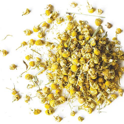 Organic Chamomile Medley Loose Leaf Tea