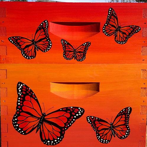 Monarch Butterfly Set