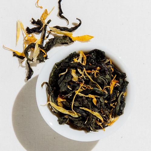 Mandarin Silk Oolong Loose Leaf Tea