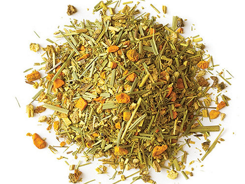 Organic Turmeric Ginger Loose Leaf Tea