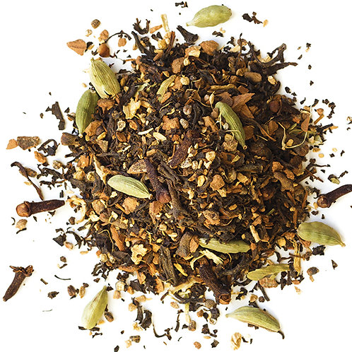 Organic Masala Chai Loose Leaf Tea