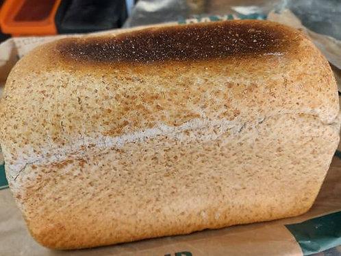 Large Brown Sandwich Loaf