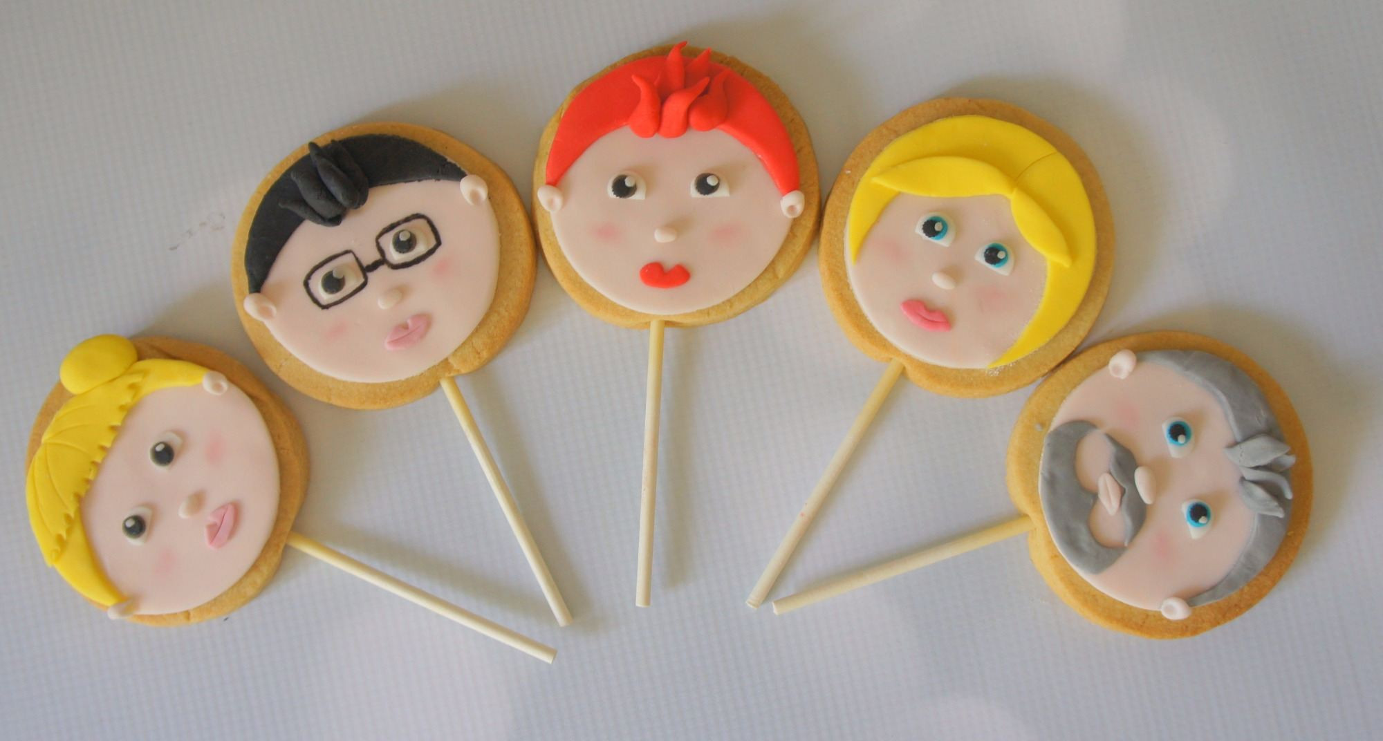 Great British Bake Off Biscuits