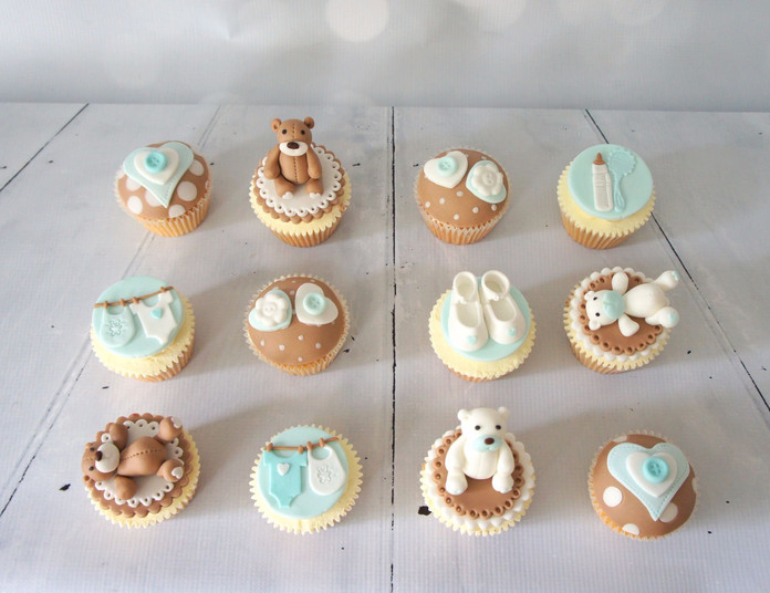 Brown and Blue Baby Shower Cupcakes.jpg