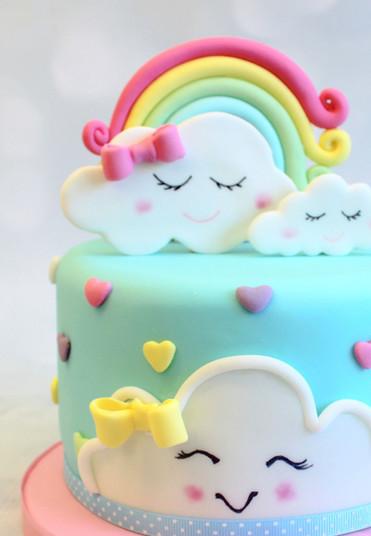 Cloud Cake Pink