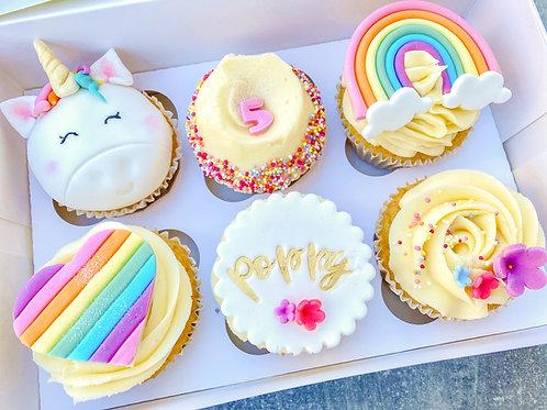 Unicorn Cupcake Set