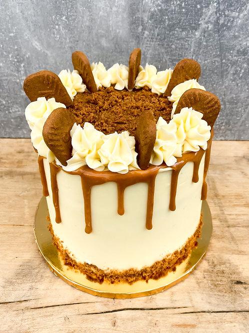 Speculoos Drip Cake
