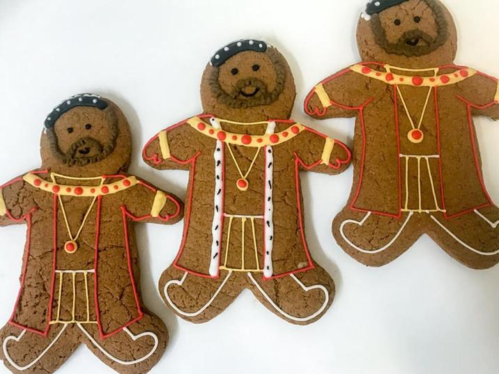 King Gingerbread Men