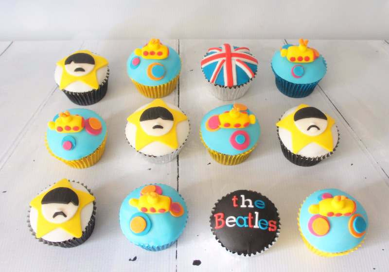 The Beatles Cupcakes.jpg