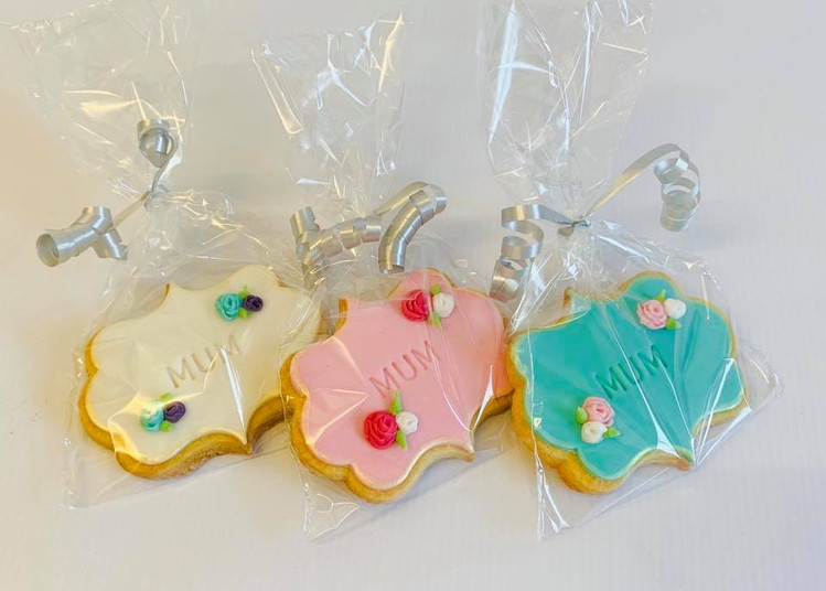 Wrapped Mother's Day Biscuits