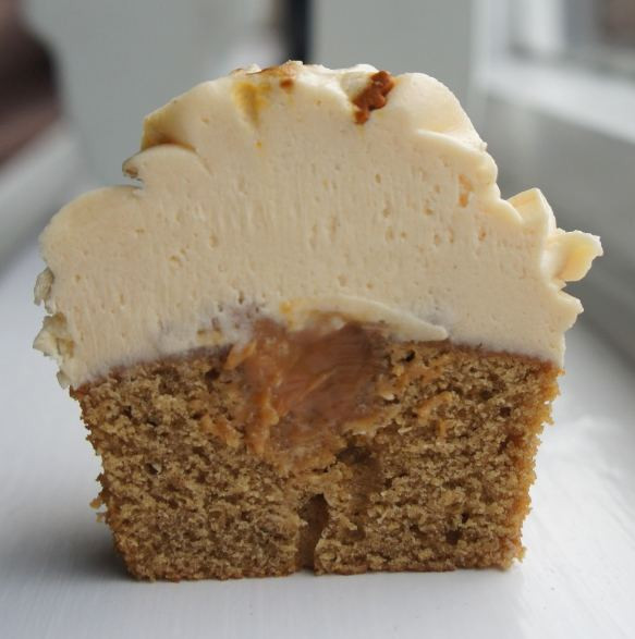 Gingerbread Toffee Cupcake Inside.jpg