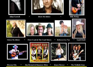 Burra AGL Country Music Festival 2019