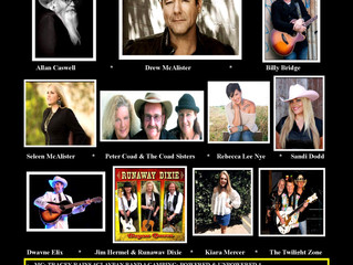 Burra AGL Country Music Festival 2019