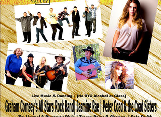 2018 BURRA AGL COUNTRY MUSIC FESTIVAL