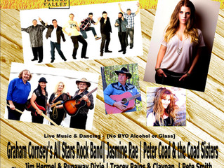 2018 BURRA AGL COUNTRY MUSIC FESTIVAL