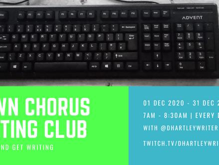 The Dawn Chorus Writing Club