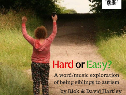 Hard or Easy? Exploring Autistic Influence at (In)sane