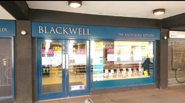 Blackwells Manchester