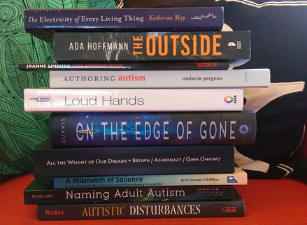 My 10 Favourite Autism Books