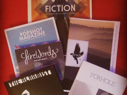 The Costs of Writing: Literary Magazines