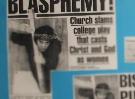 True Story: The Fourteen Stations of Blasphemy